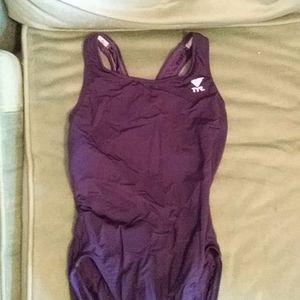 TYR swim suit